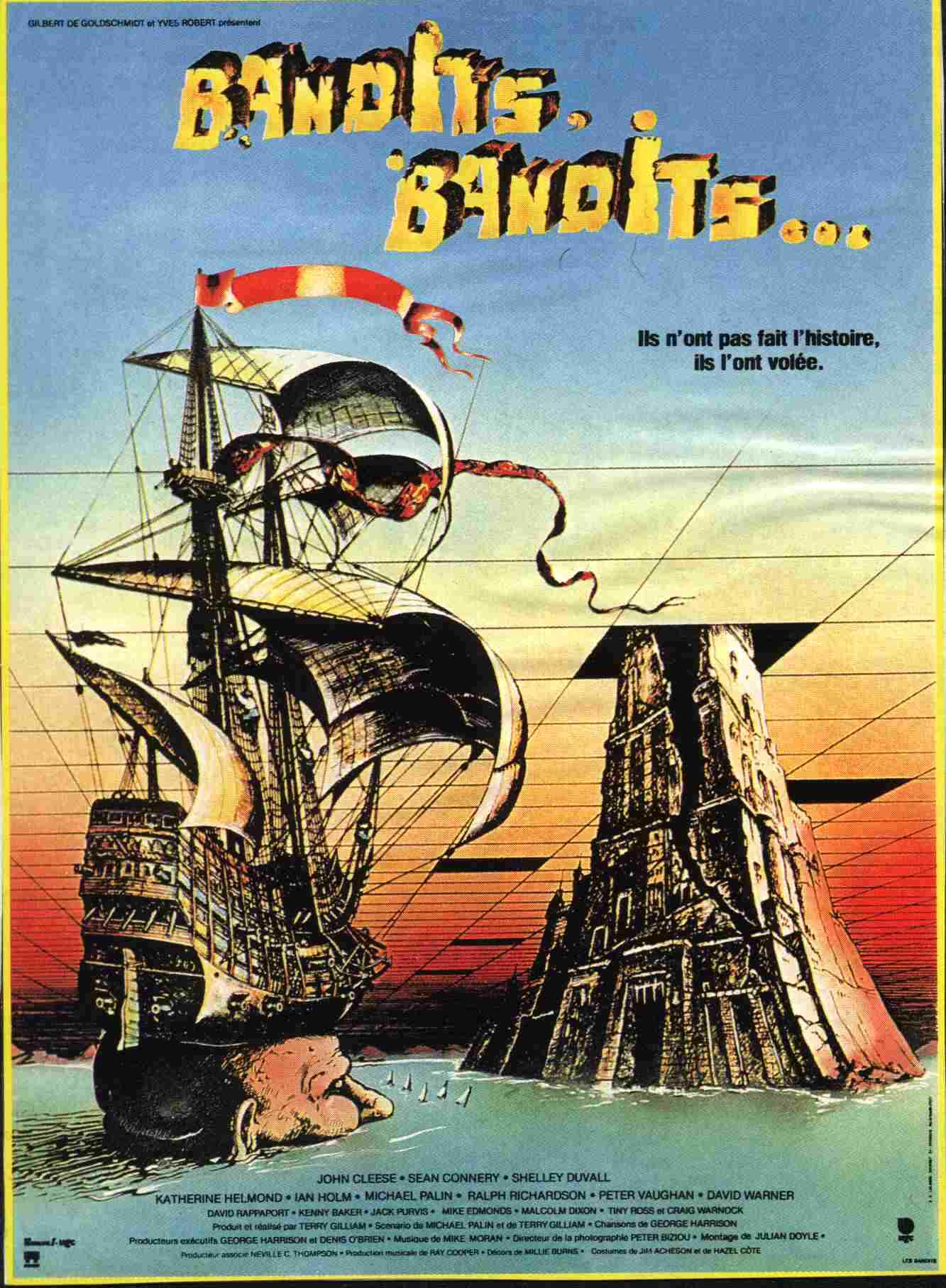 Affiche de Bandits Bandits (film, 1981)