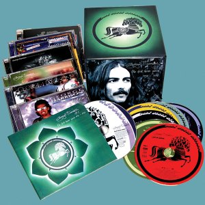 George Harrison boxset