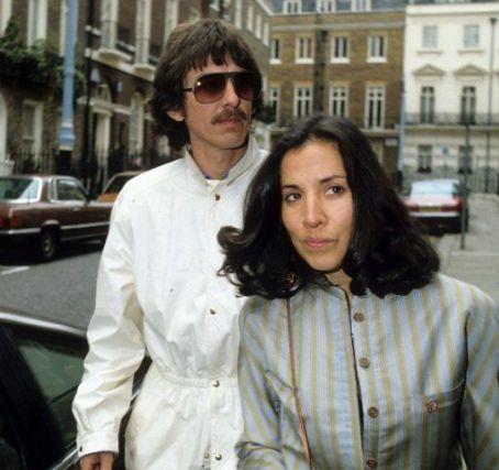 Olivia et George Harrison