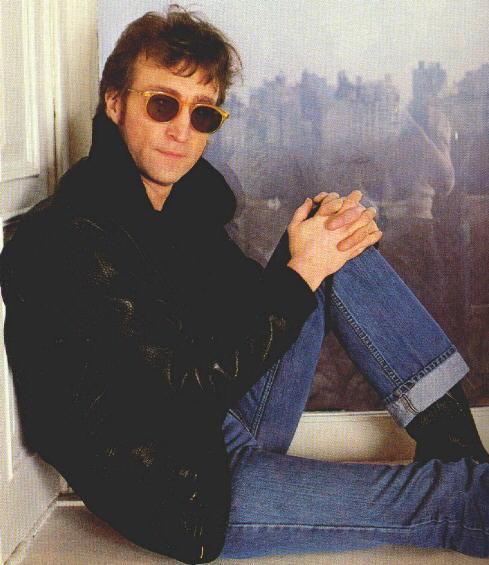John Lennon en 1980